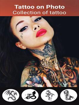 tattoos pictures names poster
