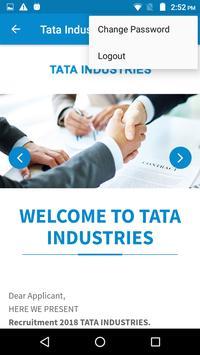 Tata Industries screenshot 5