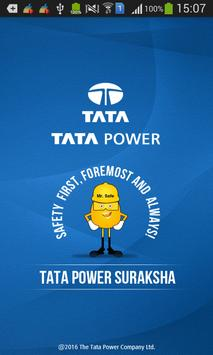 TATA  POWER  SURAKSHA poster