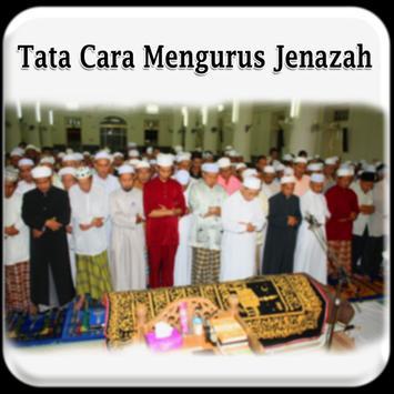 """Tata Cara """"Mengurus Jenazah"""" poster"""