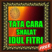 Tata Cara Shalat Idul Fitri icon