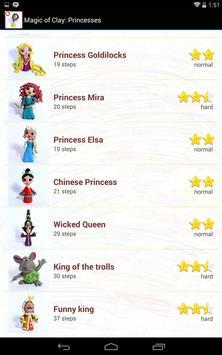 Magic of Clay: Princesses apk screenshot