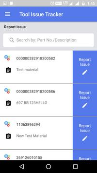 Tool Issue Tracker screenshot 2