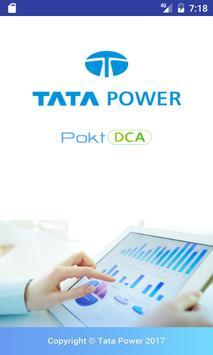 Tata Power PoktDCA poster