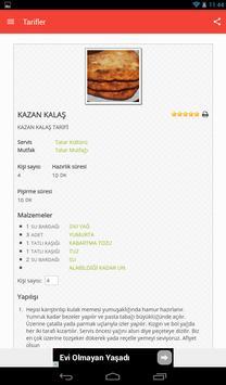 Tatar Yemek Tarifleri screenshot 9