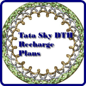 Tata Sky Dth Recharge Plans icon
