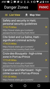 ProtecTour apk screenshot