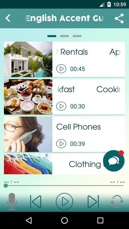 American english accent guide for android apk download.