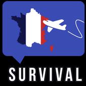 French Travel Phrases icon