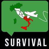 Italian Travel Phrases icon