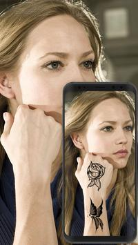 My Tattoo Designs-Photo Editor poster