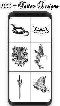 My Tattoo Designs-Photo Editor screenshot 1