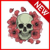 10000+ Skull Tattoos Design Gallery Idea 2018 Free icon