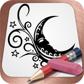 Easy Draw: Tattoo Designs icon