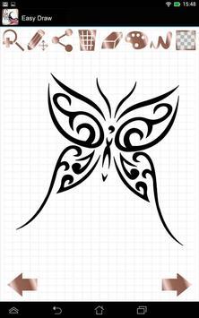 Easy Draw: Tattoo Designs screenshot 23