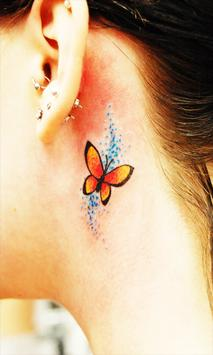Lovely Tattoos on Photo apk screenshot