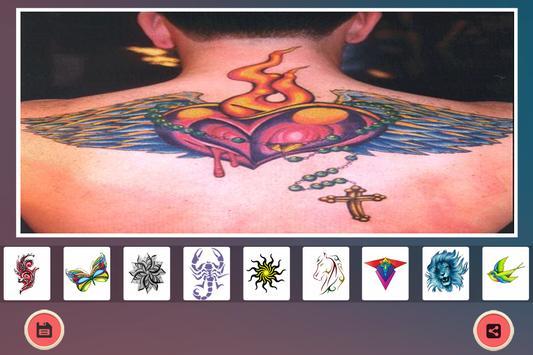 Tattoo On My Photo screenshot 5