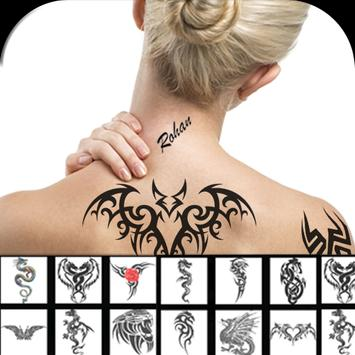 Tattoo maker photo editor screenshot 2