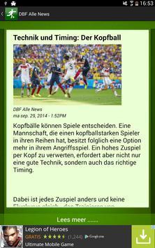 FußBall News screenshot 5