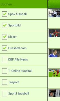 FußBall News screenshot 3