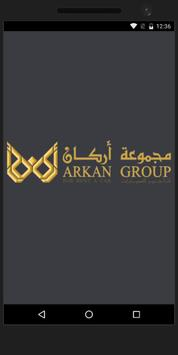 Arkan poster