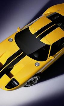 Jigsaw Puzzle Ford GT40 poster