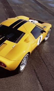 Jigsaw Puzzle Ford GT40 apk screenshot
