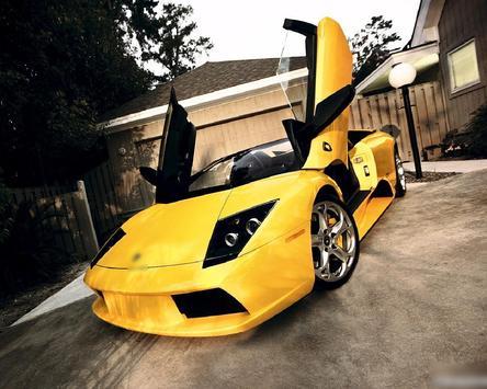 Jigsaw Puzzle Lamborghini Murcielago apk screenshot