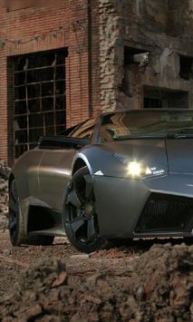 Jigsaw Puzzle Lamborghini Reventon apk screenshot