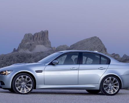 Jigsaw Puzzles BMW M3 Limousine apk screenshot