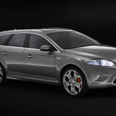 Jigsaw Puzzles Ford Mondeo icon