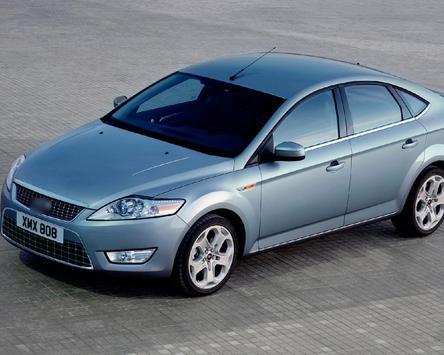 Jigsaw Puzzles Ford Mondeo screenshot 4