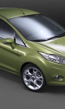 Puzzle Ford Fiesta Screenshot 2