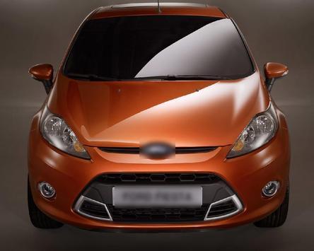 Puzzle Ford Fiesta Screenshot 4