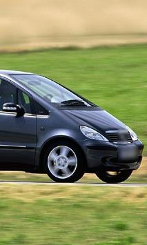 Jigsaw Puzzles Mercedes Benz A Klasse Ekran Görüntüsü 2
