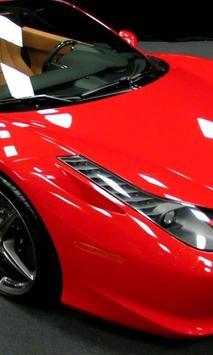 Jigsaw Ferrari 458 screenshot 2