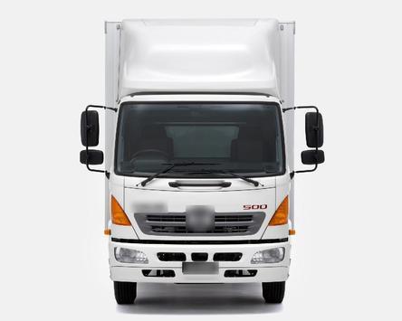 Jigsaw Puzzles Hino 500 Truck screenshot 4
