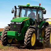 Jigsaw Puzzles Tractor John Deere icon