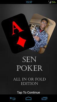 Sen Poker: All In Or Fold poster