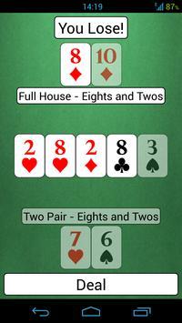 Sen Poker: All In Or Fold apk screenshot