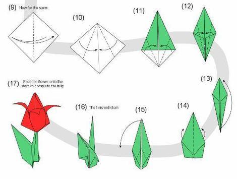 Tutorials Create Origami poster