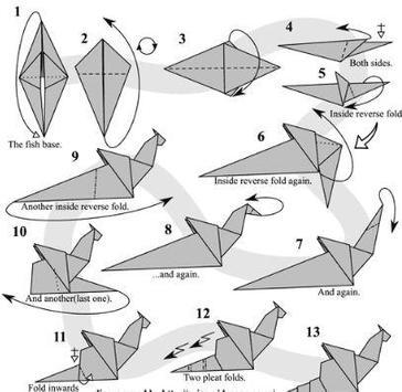 Tutorials Create Origami screenshot 2