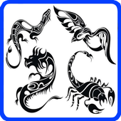 Animals Tattoo Designs icon