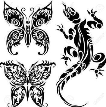 Animals Tattoo Designs apk screenshot