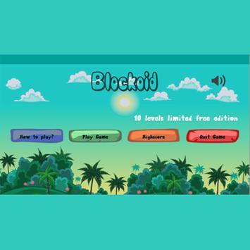 Blockoid Free Edition poster