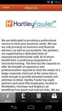 Hartley Fowler poster