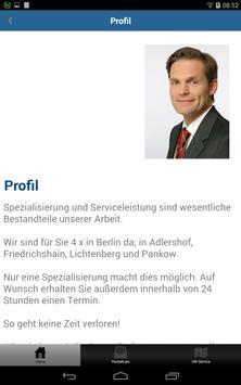 Rechtsanwälte Dr. Breuer screenshot 4