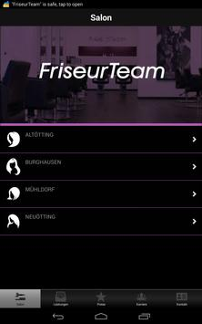 FriseurTeam apk screenshot