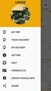 Taxi Delivery Driver screenshot 3