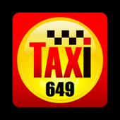 Заказ такси 649 icon